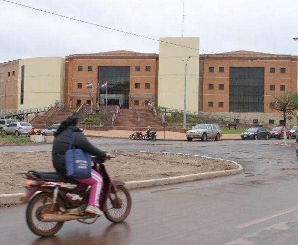 Resultado de imagen para poder judicial concepcion paraguay