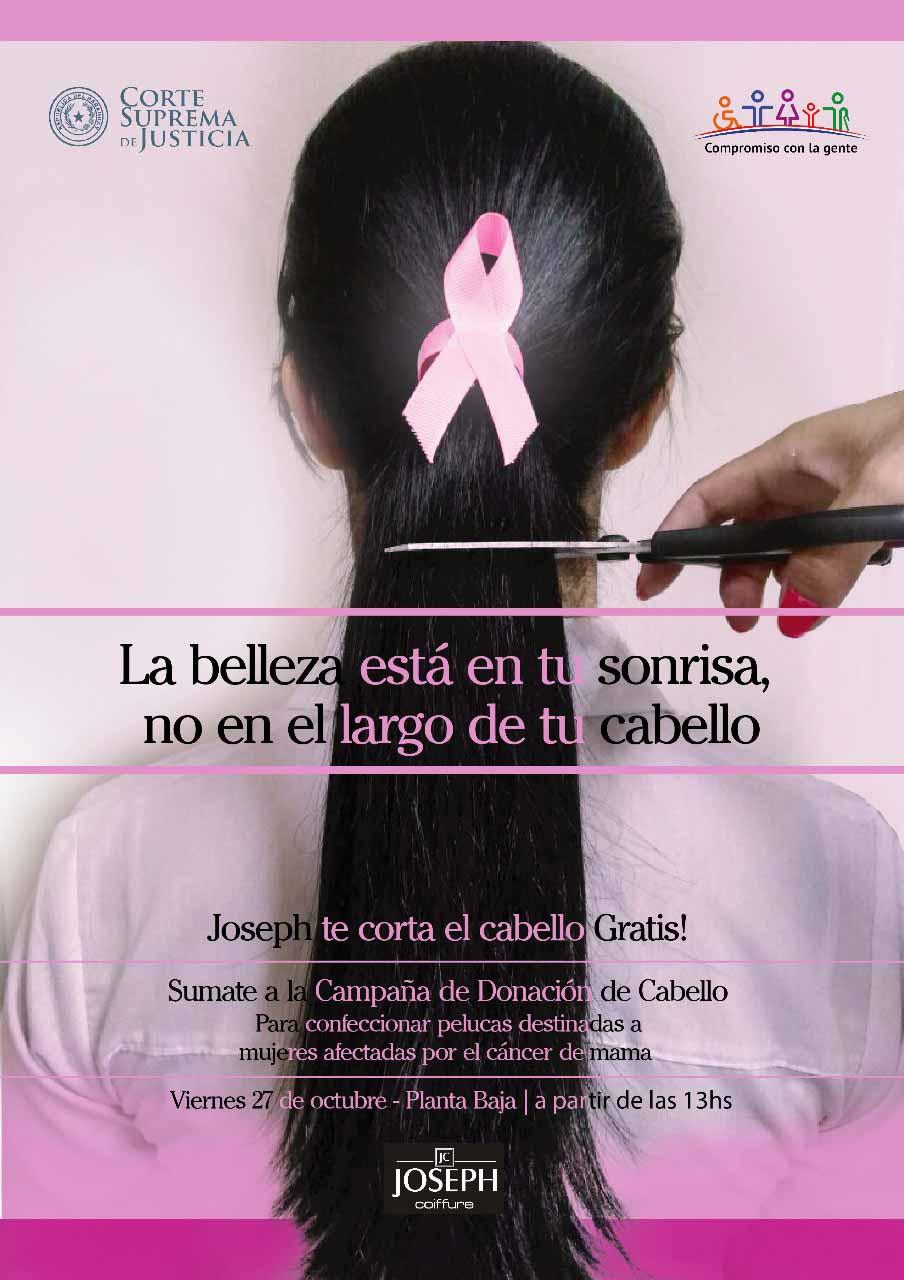 Un corte de pelo para combatir el cáncer de mama - Noticias - Poder ...