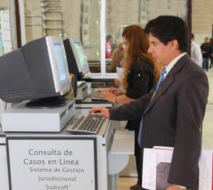 Implementaron Sistema Judisoft en Santa Rosa del Aguaray