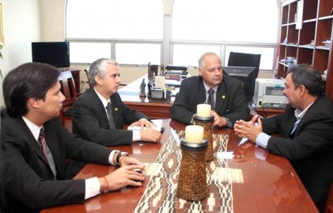 Debatieron sobre aspectos del sistema penitenciario for Direccion de ministerio de interior y justicia
