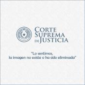 Dr antonio fretes ministros poder judicial for Legalizaciones ministerio del interior